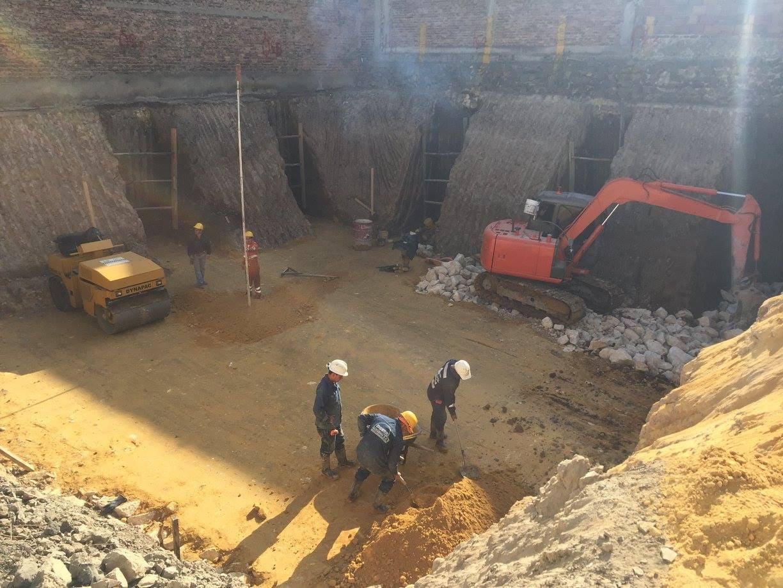 mejoramiento de terreno para cimentacion